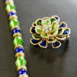 Colorful estate jewelry at King Jewelers